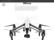screenshot http://www.xldrone.fr Drone
