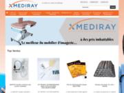 screenshot https://www.xmediray.com le meilleur du matériel de radiologie