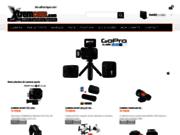screenshot http://www.xtremcam.com xtremcam - caméra embarquée, caméra  paluche, mini caméra sport, video embarquée extreme