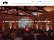 screenshot http://www.y-c.fr Ambianceur d'événements sportifs