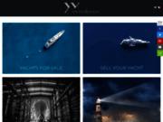 screenshot http://www.yacht-villa.com/fr/location-villa-cote-d-azur Location villa Côte d'Azur. Yacht & Villa: location des villas de prestige.