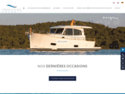 screenshot http://www.yachting-conseil.com/ bateaux d'occasion
