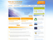 screenshot http://www.yaco-solaire.com yaco solaire