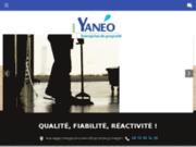 screenshot http://yaneo.net yanéo - entreprise de nettoyage rennes 35.