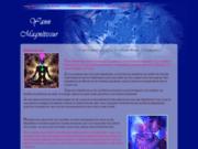 screenshot http://www.yann-magnetiseur.com/ yann magnétiseur en bretagne