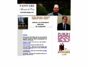 screenshot http://www.yanngre.com cabinet yann gré - avocat à créteil 94
