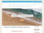screenshot http://www.yarric.com magnétiseur guérisseur  jean yarric de bretagne