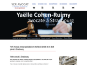 screenshot http://www.ycr-avocat.com cabinet avocat
