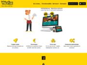 screenshot http://www.yelofox.fr création de site pour restaurants