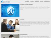 screenshot http://www.you-exist.com création de site internet : you exist
