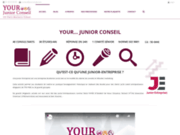 screenshot http://www.your-etude.com your... la junior entreprise de l'isc paris
