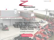 Z Manutention - location et vente d'engins de manutention