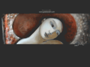 screenshot http://zabh.2.free.fr art figuratif onirique, galerie d'art virtuelle