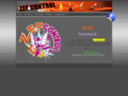 screenshot http://www.zefcontrol.com apprendre le char à voile, conseils et initiation