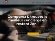 screenshot https://zen-conciergerie.com/ Zen Conciergerie Airbnb