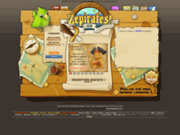screenshot http://www.zepirates.com zepirates