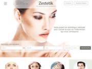 Zestetik : Vos rendez-vous avec un médecin esthétique