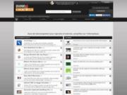 screenshot http://www.zone-logiciels.com télécharger gratuitement des logiciels