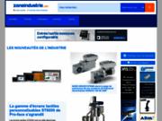screenshot http://www.zoneindustrie.com zoneindustrie.com