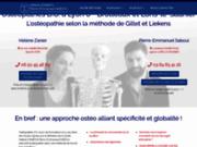 Ostéopathes à Lyon 6 et Beynost
