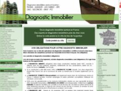 Détails : Experts Certifiés Diagnostic Immobilier partout en France, diagnostic amiante plomb termites gaz loi