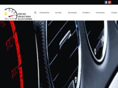 Création du site Internet de A3P (Entreprise de Distribution de pièces automobile à SAINT DOULCHARD )
