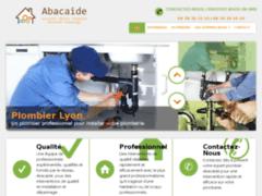 abacaide-plombier-lyon.fr: Plomberie à Lyon