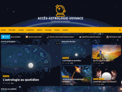 Consulter la fiche de ABC Voyance Horoscope Astrologie