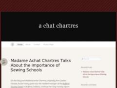 Consulter la fiche de AchatChartres.com