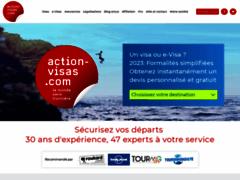 Consulter la fiche de Action Visas