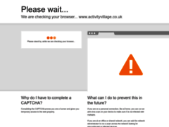 Activity Village.