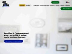 Robothumb : www.admissions.fr