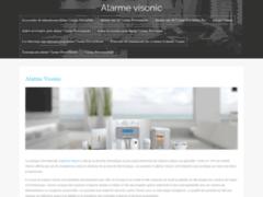 Protégez votre maison ou entreprise avec les alarmes Visonic!