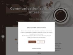 Cappuccino création site internet communication Chambéry