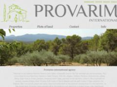 Consulter la fiche de Agence Provarim