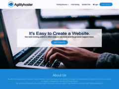 AgilityHoster Review