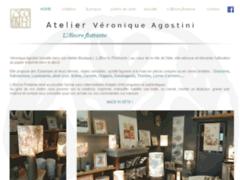 Véronique Agostini, artiste des saisons