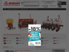 Détails : Vente matériel agricole  - AGRAM