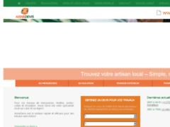 Création du site Internet de Aisne Devis (Entreprise de Entreprise générale à MAUREGNY )