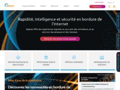 Akamai.fr est le premier fournisseur de services CDN