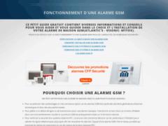 Une alarme GSM, une invention ingénieuse pour plus d'efficacité