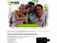 Achat / vente alarme gsm sans fil