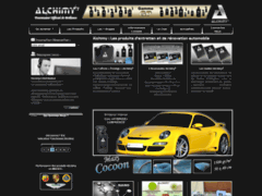 Alchimy, brillance pour auto, moto, scooter