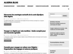 Consulter la fiche de Algeria ISP