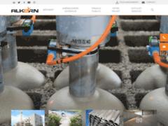 Fabricant de bloc en béton spécialisé dans l'éco construction