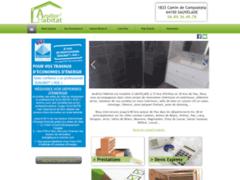 Création du site Internet de Amelior Habitat (Entreprise de Entreprise générale à SAUVELADE )