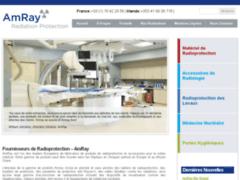 Fabrication et vente de matériel de radioprotection et d'accessoires pour la radiologie et l'imagerie médicale