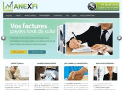 Consulter la fiche de Anexfi