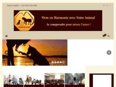 ANIMALCOM' comportementaliste spécialiste de la relation homme/animal : chien, c