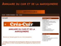 Annuaire des métiers du cuir